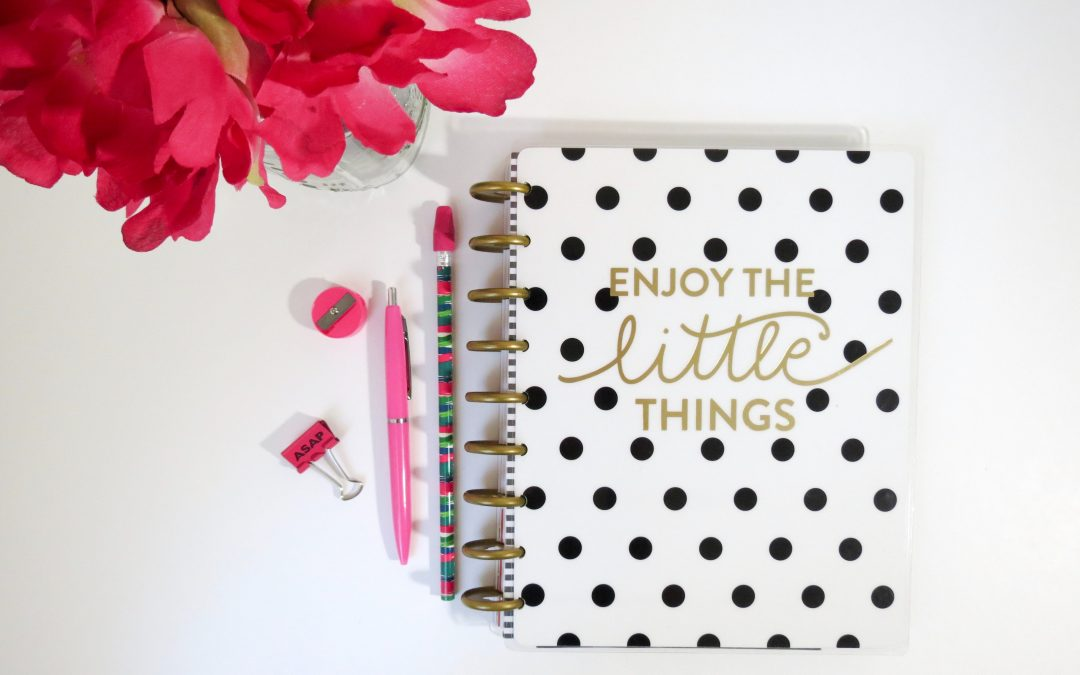 Creating a Schedule 6 Simple Things that Help Me Slay My Day